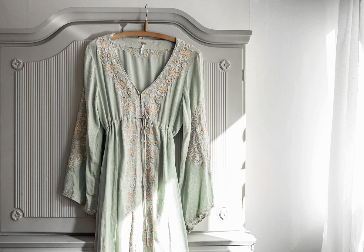Free People vintage dress