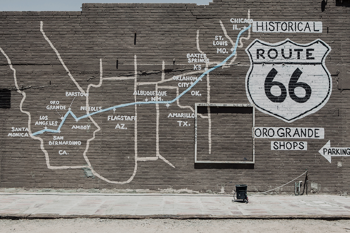 Route 66 roadtrip copyright 2016 Anna Malmberg 6