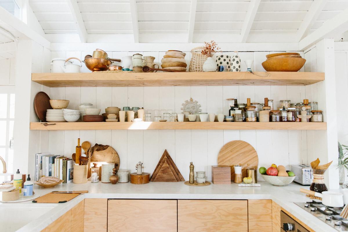 Serena Mitnik Miller kitchen