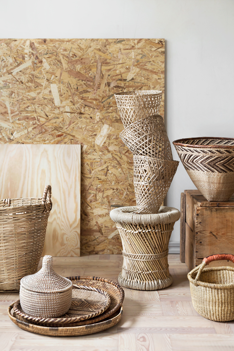 Baskets copyright 2017 Anna Malmberg