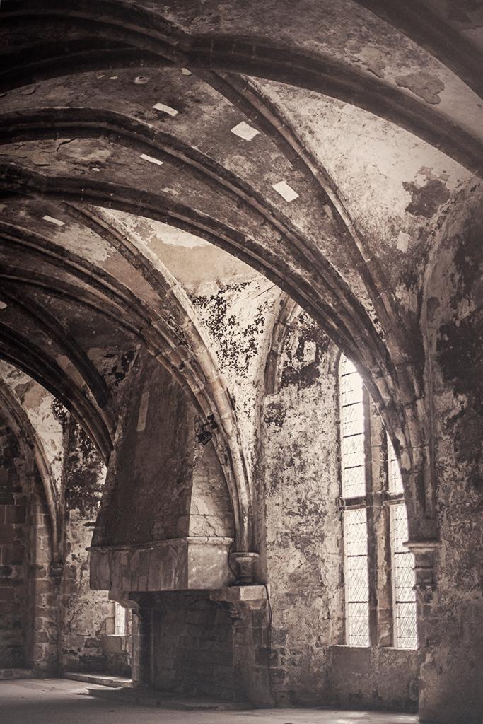 Abbaye de Beauport, Bretagne copyright 2017 Anna Malmberg 4