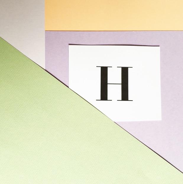 H-BEAUTYALPHABET