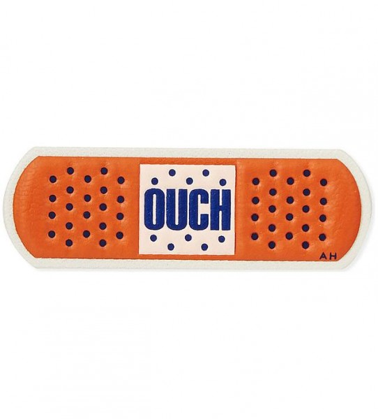 anya-hindmarch-ouch-leather-sticker