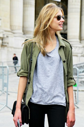 Green-Army-Military-Jackets-Street-Style-10
