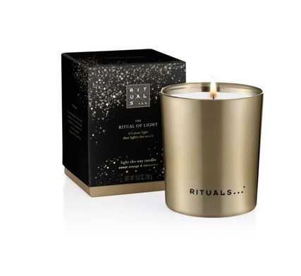 Rituals of light candle