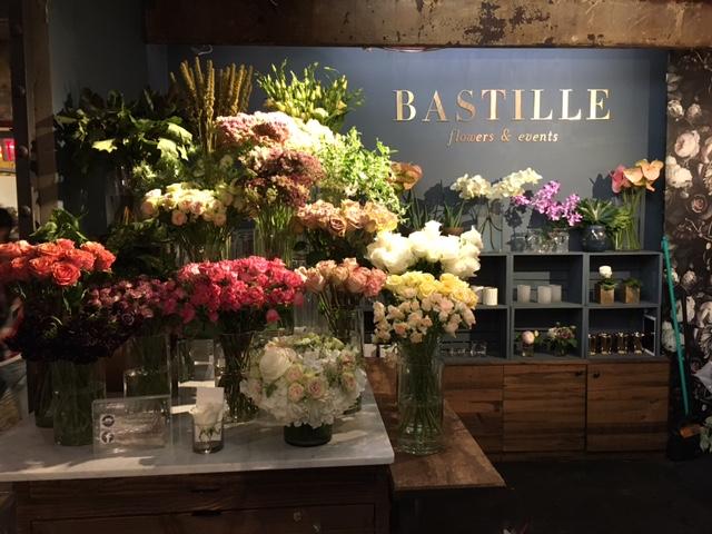 Bastilleflowers