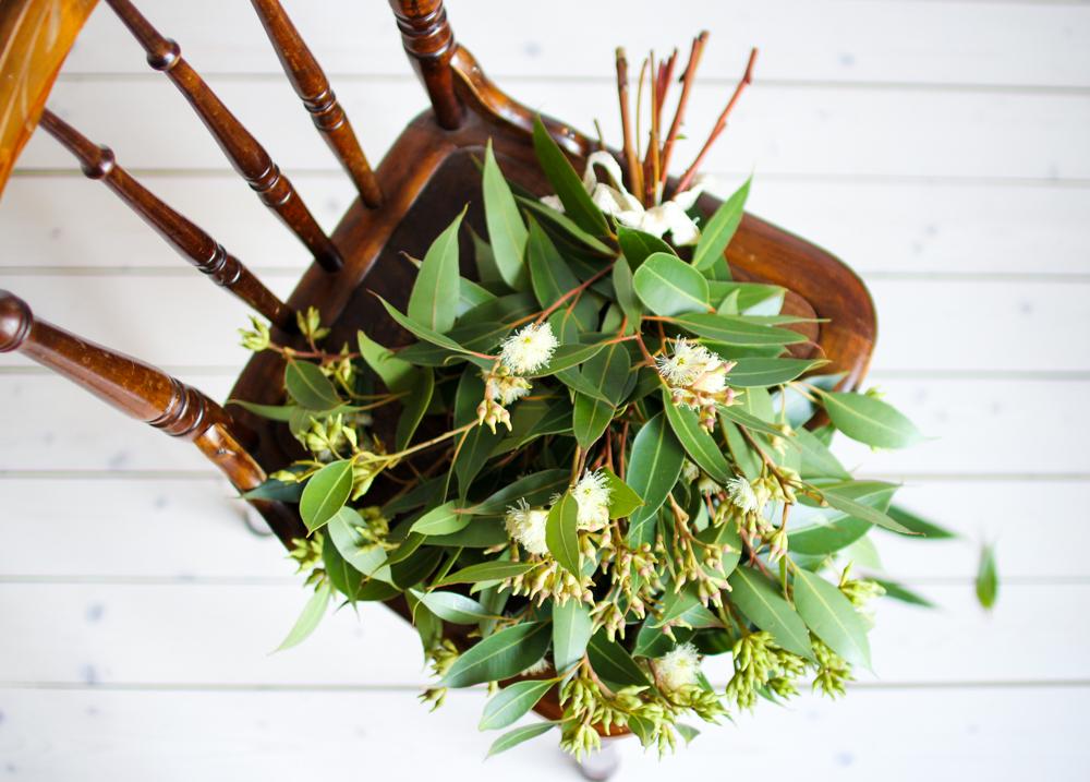 fredagsbukett eucalyptus november