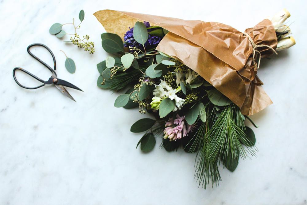 fredagsbukett hyacint