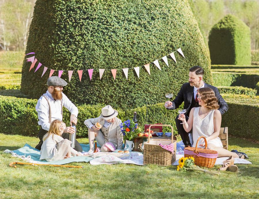 20-tals picknick-6