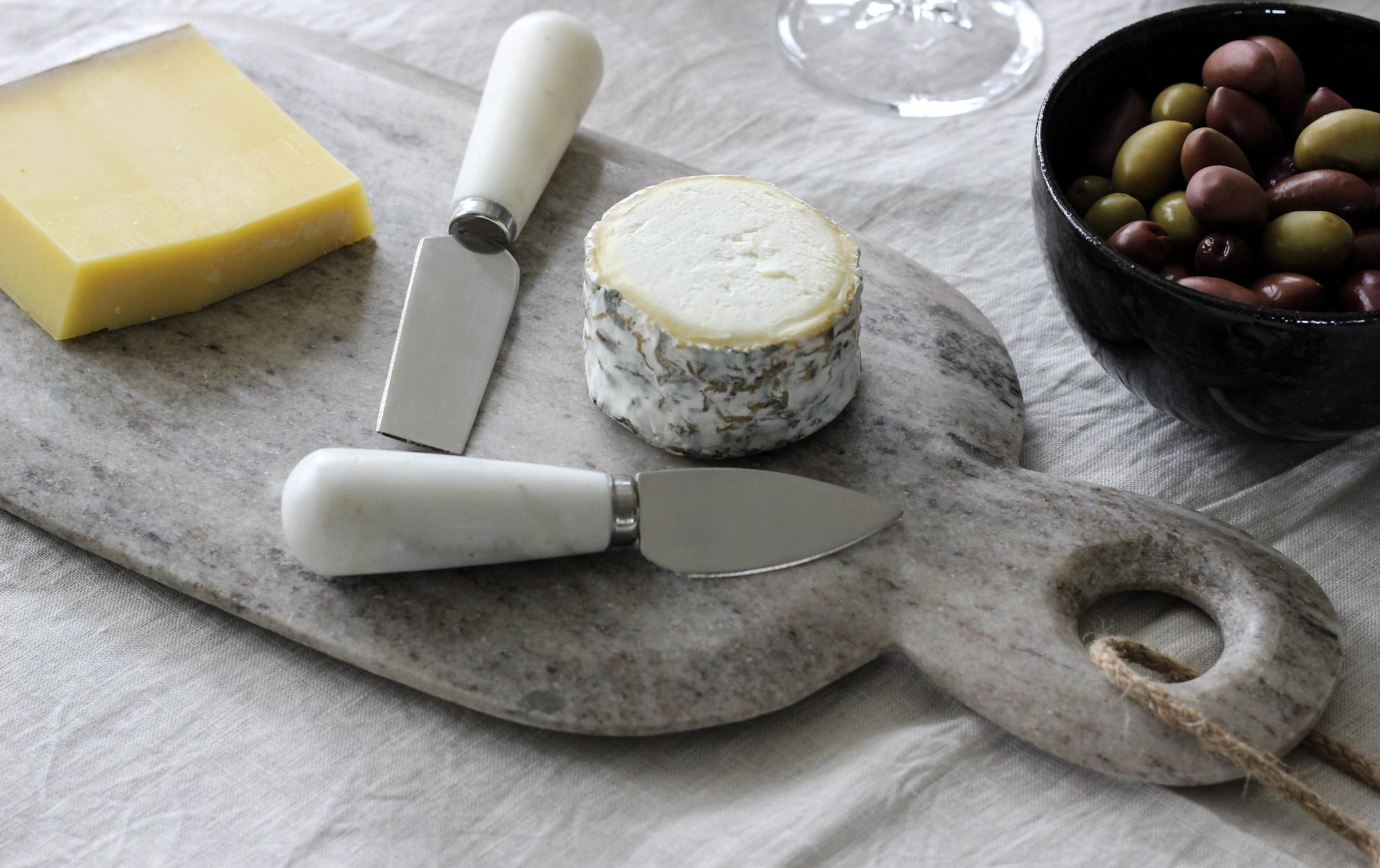 ellosdukning ost